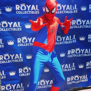 royalcollectiblesspiderman