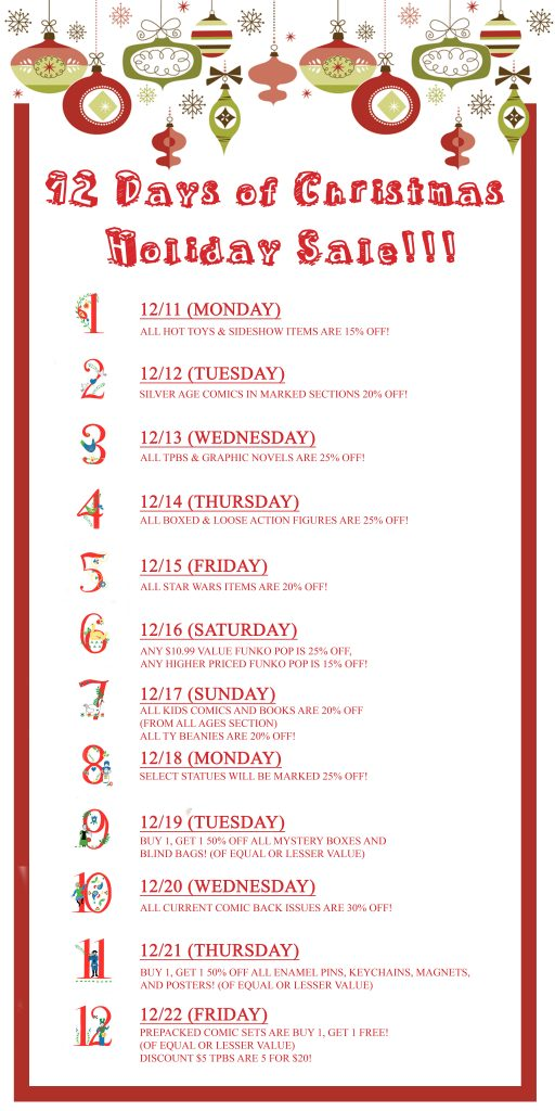 Holiday Sales At Royal Collectibles Royal Collectibles