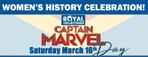 Captain Marvel Day